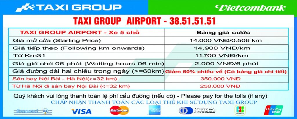 Gia cuoc xe taxi 5 cho 1024x409 - Giá cước Taxi Group áp dụng từ 4/4/2013