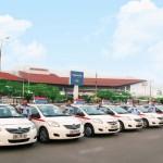 Taxi Group tại sân bay Nội Bài