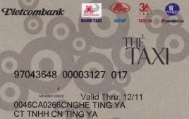 tra sau11 - Đặt mua thẻ Taxi Group
