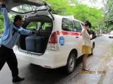 """Lai xe luong khung1 160x120 - Lái xe Taxi, kiếm """"nghìn đô"""" mỗi tháng"""