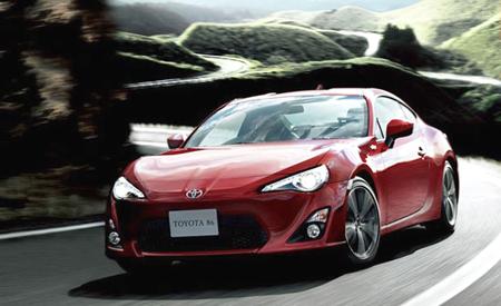 images959791 6.1 - Toyota giới thiệu xe thể thao GT86 phiên bản mới