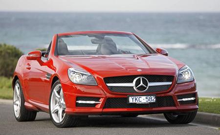 Mercedes-Benz SLK thế hệ mới