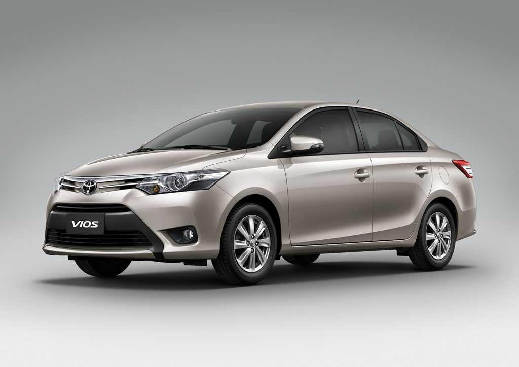 ngoai that toyota vios limo 2014 - Taxi Group đưa xe Toyota Vios 2014 vào hoạt động