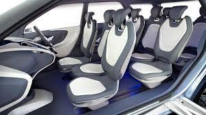 """Noi that Hexa Space - Hyundai gây """"chấn động"""" với mẫu xế hộp gia đình giá rẻ"""