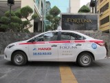 Taxi Group sanh khach san Fortuna 160x120 - Tuyển dụng lái xe taxi Tết Ất Mùi 2015