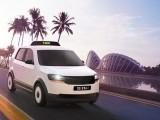 Taxi chay dien singapore 160x120 - Taxi sạc điện thân thiện với môi trường ở Singapore