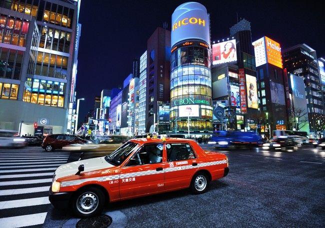 Van hoa taxi nhat ban - Văn hóa taxi Nhật Bản – nhiều điều chúng ta cần học hỏi