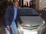 taxi du nam phi 160x120 - Bi hài câu chuyện taxi dù ở Nam Phi