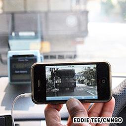 """taxi hien dai singapore 1 - Taxi hiện đại """"mê hoặc"""" dân công nghệ"""