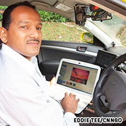 """taxi hien dai singapore 2 - Taxi hiện đại """"mê hoặc"""" dân công nghệ"""