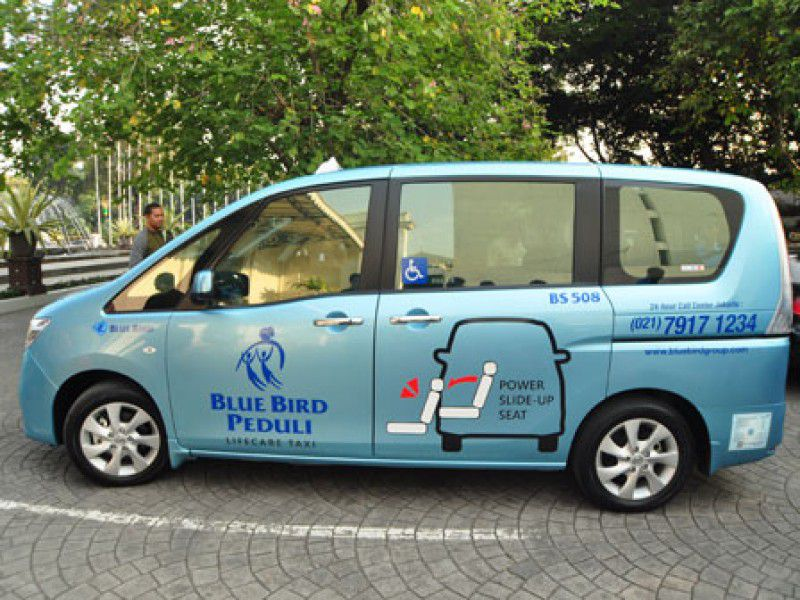 LifeCare taxi - LifeCare taxi – dịch vụ đặc biệt dành cho người khuyết tật