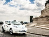 taxi dien roma 160x120 - Taxi chạy điện hiện đại đã có mặt tại Rome – Italy