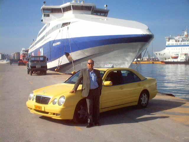 athens taxi - Những điểm cộng cho dịch vụ taxi ở Athens – Hy Lạp
